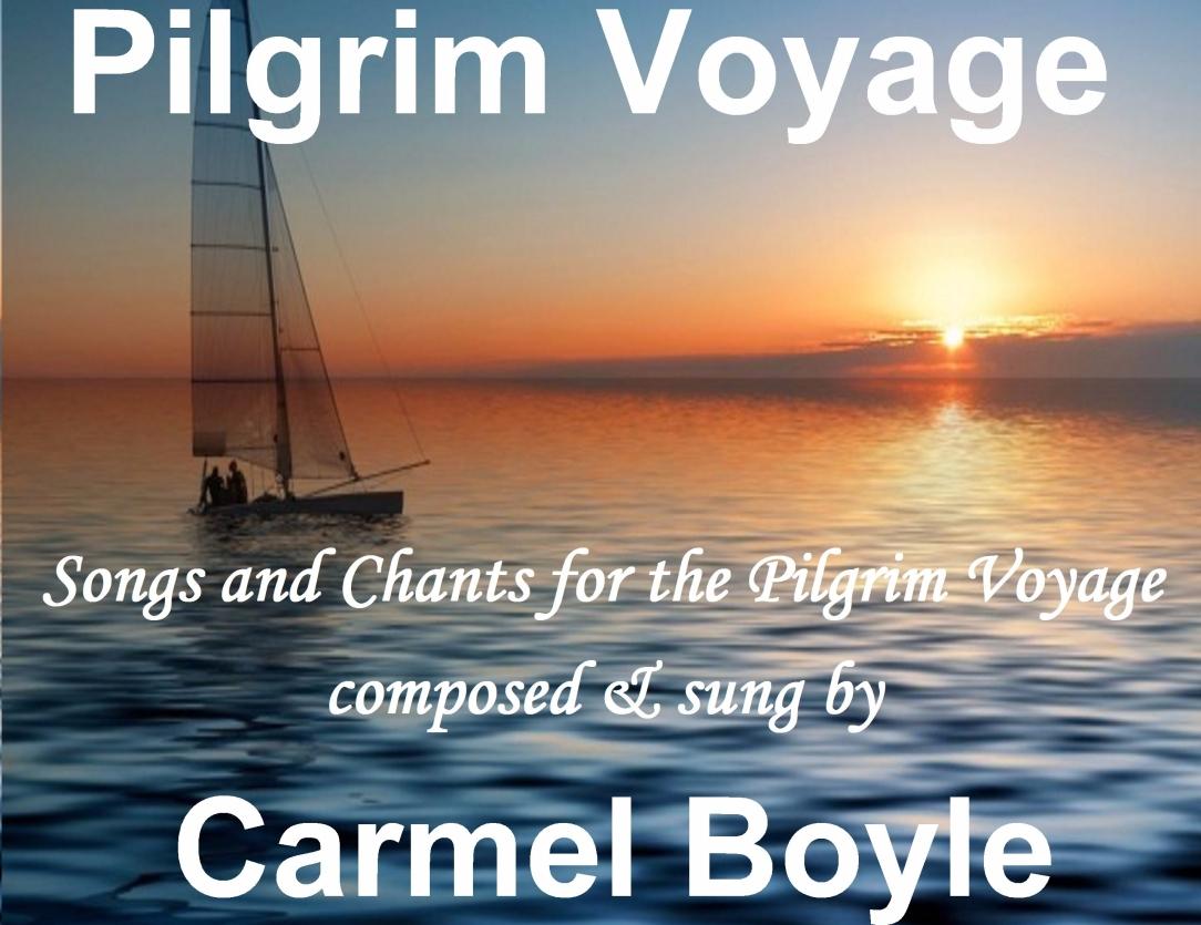 Pilgrim Voyage cover image2015